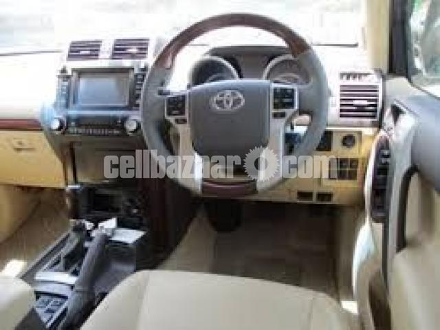Toyota Land cruiser Prado 2015 - 3/4
