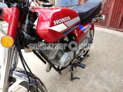Honda CDI 100 CC