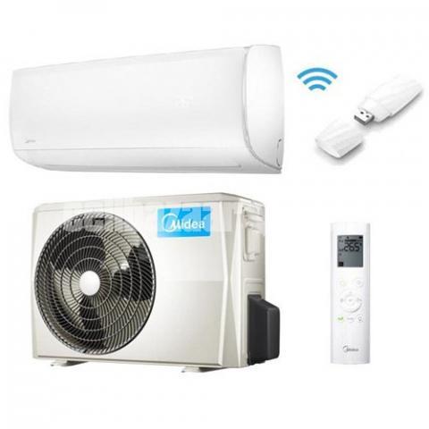 Midea 1.5 Ton Inverter Wi-Fi Supported Split Air-conditioner - 1/3