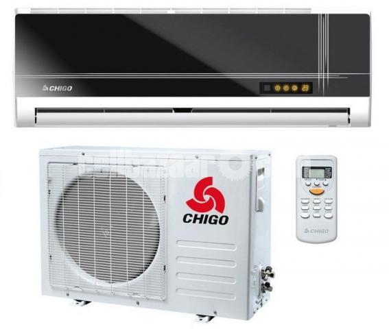CHIGO 1 TON SPLIT AC - 2/5