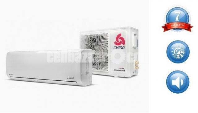 CHIGO 2.5 TON SPLIT AIR CONDITIONER - 3/5
