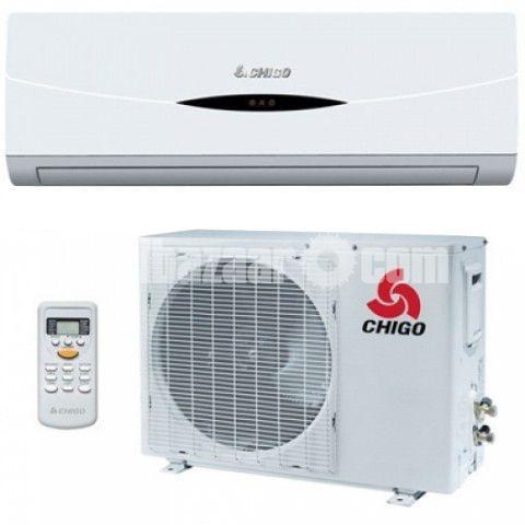 CHIGO 2.5 TON SPLIT AIR CONDITIONER - 4/5