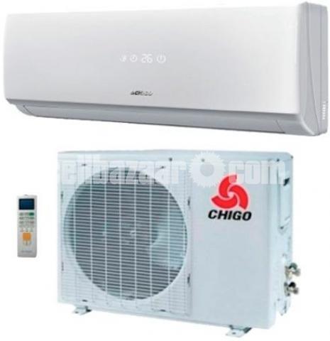 CHIGO 2.5 TON SPLIT AIR CONDITIONER - 5/5