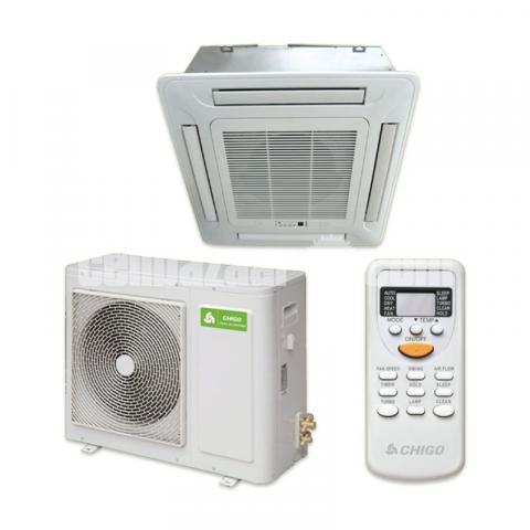 Chigo 2.5 Ton Cassette Air Conditioner Loiest Price in BD - 1/1