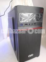 Intel Dual Core RAM 4GB HDD 500GB Desktop Computer