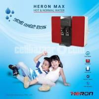 Heron Max Hot and Cold System Reverse Osmosis Drinking Water Purifier