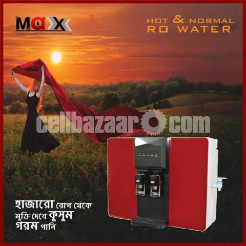 Heron Max Hot and Cold System Reverse Osmosis Drinking Water Purifier - 4/5