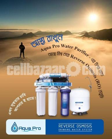 Aqua Pro Five Stage RO  Water purifier - 2/6