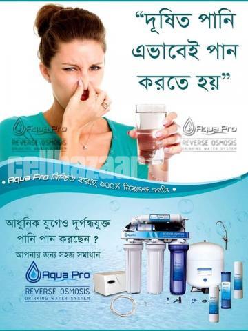 Aqua Pro Five Stage RO  Water purifier - 3/6