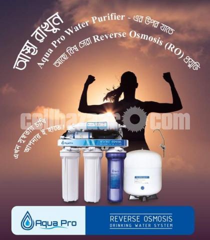 Aqua Pro Five Stage RO  Water purifier - 5/6