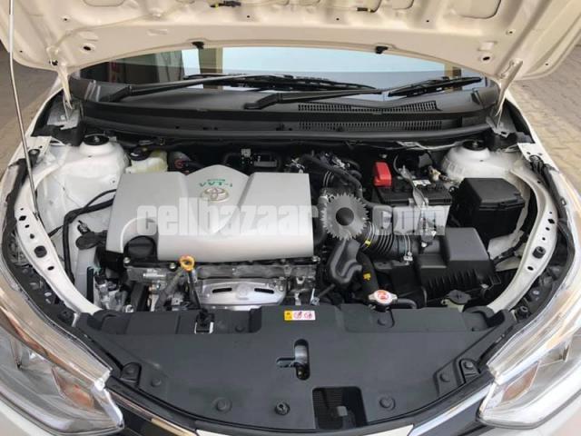 Toyota Yaris 2021 - 6/6