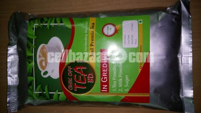 COFFEE Premix 1kg 390 Taka And TEA Premix 1kg 345 Taka. - 2/7