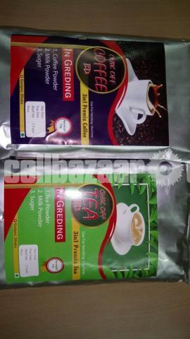 COFFEE Premix 1kg 390 Taka And TEA Premix 1kg 345 Taka. - 3/7