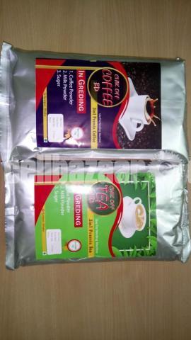COFFEE Premix 1kg 390 Taka And TEA Premix 1kg 345 Taka. - 4/7