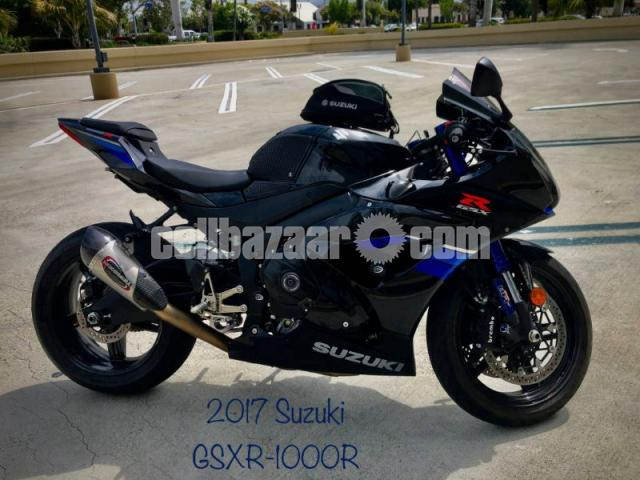 2017 suzuki gsx-r 1000 for sale WhatsApp +12106502792 - 5/5