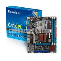 Esonic G41-CPL INTEL CHIPSET DDR3 Motherboard