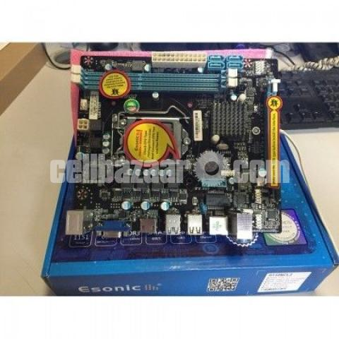 Esonic G41-CPL INTEL CHIPSET DDR3 Motherboard - 2/10