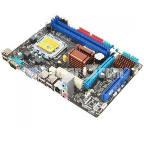 Esonic G41-CPL INTEL CHIPSET DDR3 Motherboard - 3/10