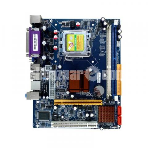 Esonic G41-CPL INTEL CHIPSET DDR3 Motherboard - 4/10