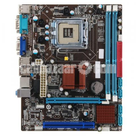 Esonic G41-CPL INTEL CHIPSET DDR3 Motherboard - 5/10
