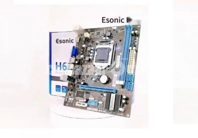 Esonic G41-CPL INTEL CHIPSET DDR3 Motherboard - 6/10
