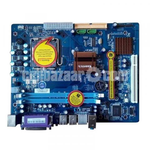 Esonic G41-CPL INTEL CHIPSET DDR3 Motherboard - 9/10