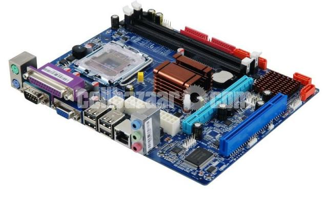 Esonic G41-CPL INTEL CHIPSET DDR3 Motherboard - 10/10
