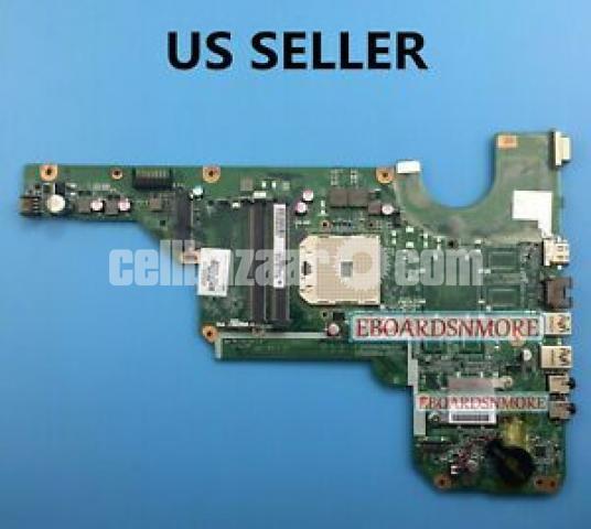 HP Pavilion G4 G6 G7 2ND GEN Laptop motherboard Socket DDR3 - 1/10