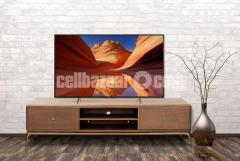 65 inch SONY BRAVIA X7500H VOICE CONTROL 4K ANDROID TV