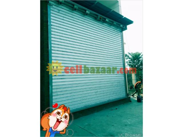 Automatic rolling shutter - 2/4
