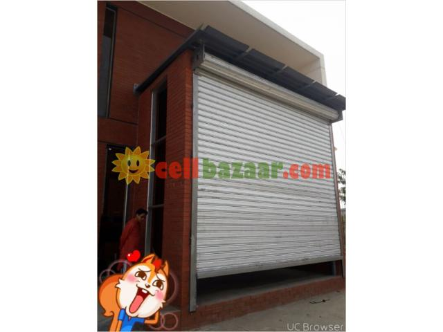 Automatic rolling shutter - 3/4