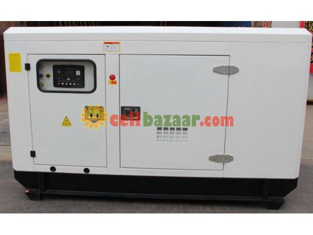 30 KVA Diesel Generator (Turkey) - 1/5