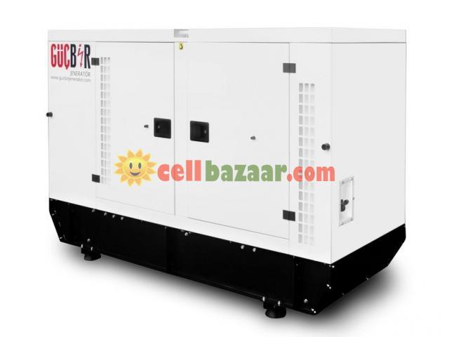 50 KVA Diesel Generator (Turkey) - 1/5