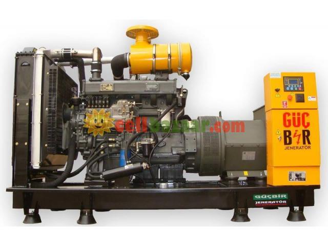 50 KVA Diesel Generator (Turkey) - 2/5