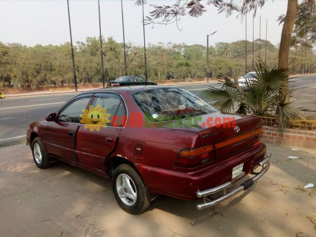 Toyota 100Se Limited 1992 - 2/5
