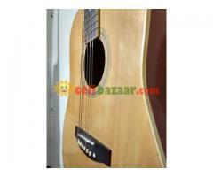 Maxtone Korean guitar - Image 5/5