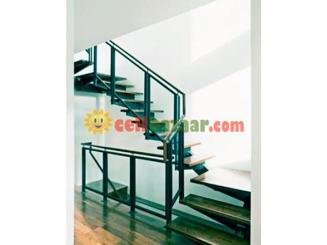 Duplex stair - 1/4