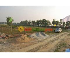 4 katha North corner plot@probashi palli - Image 4/5