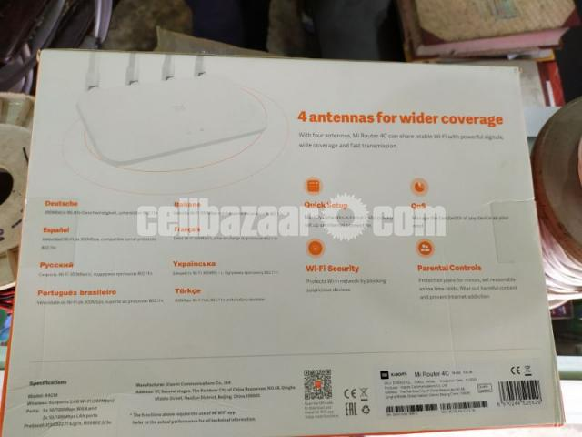 Xiaomi Mi Router 4C (Global Version) - 3/3