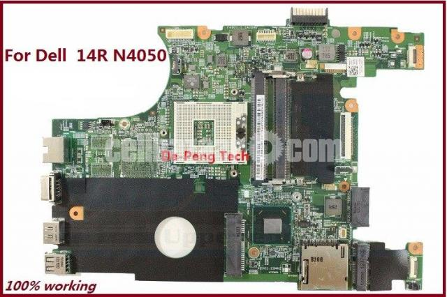New Dell Inspiron N4050 14R Laptop Notebook Motherboard Intel - 4/10