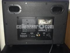 Marshall Acton multiroom speaker-Only interested party contact.used by a foreigner. - Image 4/4