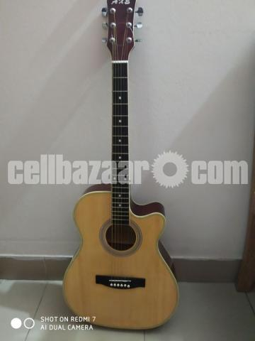 Axe Pure Acoustic Guitar - 1/4
