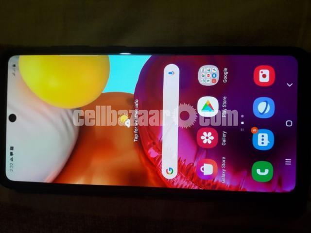 Samsung Galaxy A 71 - 1/3