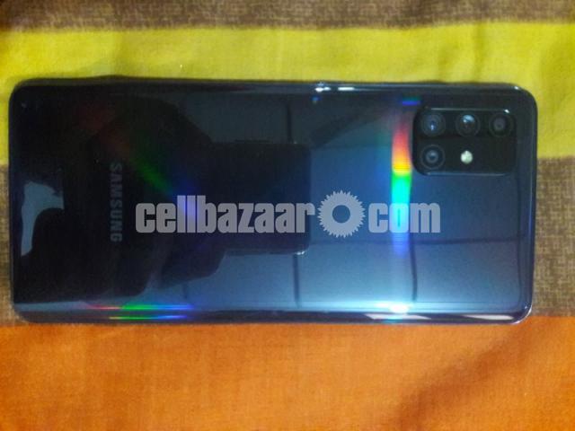 Samsung Galaxy A 71 - 2/3