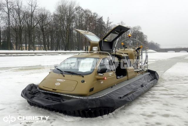 hovercraft Christy 7186 FC - 1/2