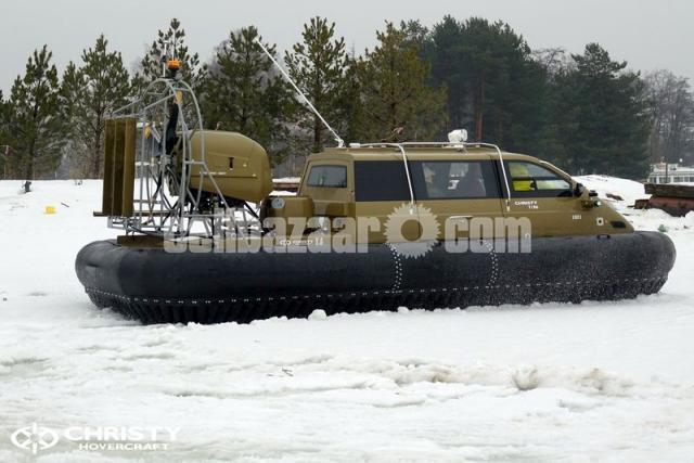 hovercraft Christy 7186 FC - 2/2