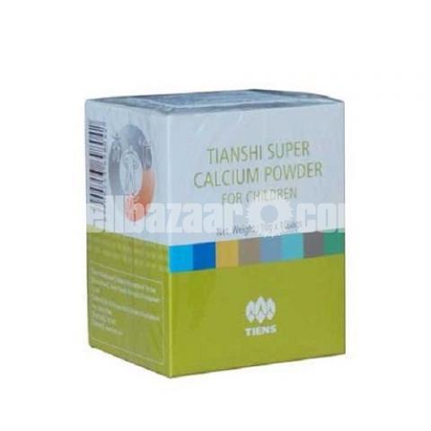 Tianshi Children Nutrient High Calcium Powder - 2/2