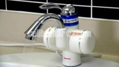 Digital Display Tap with Hand Shower