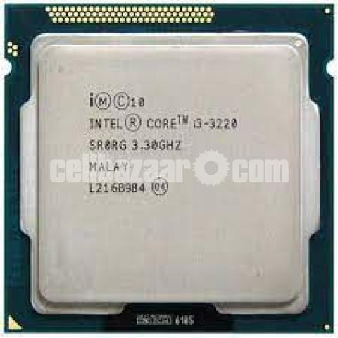 Intel Core i3 3220 (3rd gen) Processor - 1/2