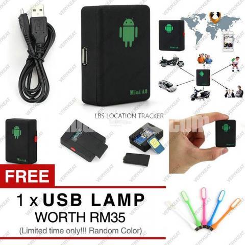 Mini A8 global GPS tracker - 4/5